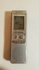 Sony ICD-B300 Digital Voice Recorder 64mb Flash Memory TESTED FREE SHIPPING
