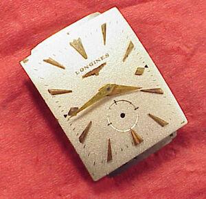 VINTAGE #1 Longines 9LT 25.17 ABC 17 jewels wristwatch movement