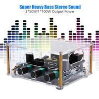 Modulo Amplificatore Digitale TPA3116D2 3 CH Audio Stereo 50W*2 100W Subwoofer