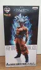 Figurine Goku Ultra Instinct Banpresto Ichiban Kuji Dragon ball Super