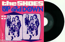 the SHOES 'Up and Down / She-La-La' 1974 DUTCH POP PS VINYL 7""