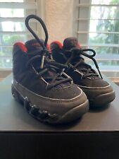 Jordan Black Baby Kid Toddler Shoes Size 5C. Size 5