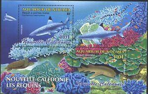 Mint S/S Marine life 2005 from New Caledonia   avdpz