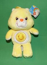 "Care Bear 8"" Funshine Bear 2003 Plush"