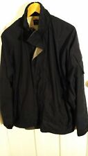Pepe Jeans Navy Blue Jacket Scanner Size M Fair Condition
