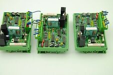 Phoenix Contact Ge080 Umk Se 1125 1 With Finder 4052 8a 250v Relay Lot Of 3