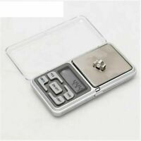 0.01g - 200g Gram Mini Digital LCD Balance Weight Pocket Jewelry Diamond Scale