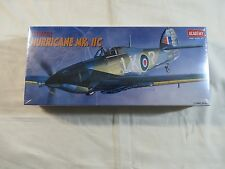 Academy 1:72 Hawker Hurricane Mk.IIC Model Kit 2129 SEALED