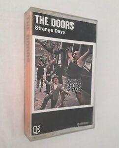 The Doors - Strange Days - 1968 Cassette Tape