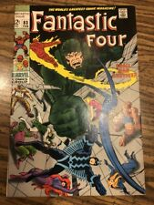 FANTASTIC FOUR  # 83   NOT CGC RATED  NM/M   9.2   1ST SERIES SILVER  AGE 1969