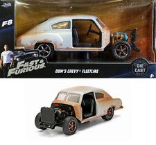 CHEVY FLEETLINE presque & Furious Dom f8 and CHEVROLET 1:32 jada toys 98303