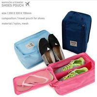 Shoe Storage Tote Zipper Bag Travel Dust Bag Sports Organizer Holder Waterproof