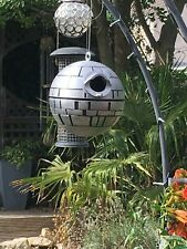 deathstar bird house