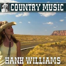 CD Country Music : Hank Williams