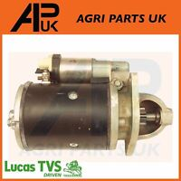 David Brown 1394 1410 1412 1494 1594 1690 1694 Tractor 12V Starter Motor 2.8KW