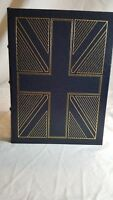 VTG Leather Easton Press Lord Jim by Conrad 100 Greatest Books Ever Written 1977