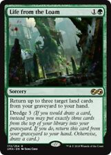 1x Life from the Loam NM-Mint, English Ultimate Masters MTG Magic
