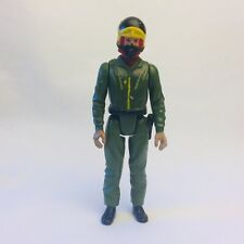 HELICOPTER MISSION PILOT 1982 Action Force Action Man Palitoy Figure #3