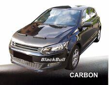 Haubenbra VW Polo 5 Typ 6R Steinschlagschutz CARBON Car Bra CLEAN Tuning