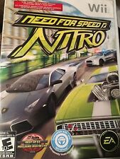 Need for Speed: Nitro (Nintendo Wii, 2009) Complete FAST SHIPPING