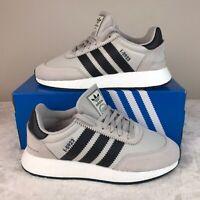 Adidas Originals I-5923 Men's Chalk Pearl/Black D96992 Size US 8 Womens 9.5