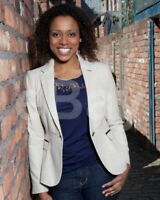 "Coronation Street (TV) Krissi Bohn ""Jenna Kamara"" 10x8 Photo"