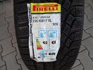 1x Winterreifen Pirelli Sottozero Winter 210 Serie II 235/45R17 97H DOT12 8mm