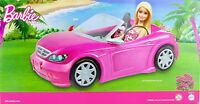 Barbie Doll Glam Vacation House Car Convertible Clothing Shoes Accessories NIP