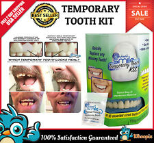 Cosmetic Teeth Snap On Secure Smile Instant Veneers Replace A Missing Tooth NEW