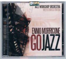 ENNIO MORRICONE GO JAZZ JAZZ WORKSHOP ORCHESTRA ENRICO INTRA CD FC SIGILLATO!!!