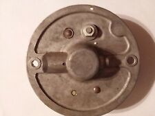 NOS Ford 1940 - 1953 Flathead V8 6 Cyl. Generator End Plate O1A10050A w/ brushes