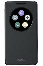 LG Quick Circle Snap on Case for G3 S - Black