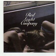 (FC500) Red Light Company, Meccano - 2008 DJ CD