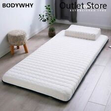 Foam Latex Mattress Foldable Slow Rebound Memory Foam Mattresses Thicken Tatami
