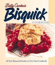 Betty Crocker's Bisquick® Cookbook (2000, Hardcover) Plus Bonus Budget Meals Mag