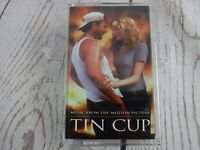 Cassette Tape TIN CUP Movie Music From The Motion Picture Soundtrack