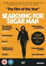 Searching for Sugar Man 5055201822277 With Rodriguez DVD Region 2