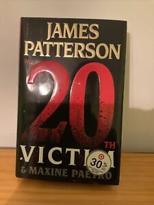 LIKE NEW The 20th Victim by James Patterson (Hardcover, 2020) 2231