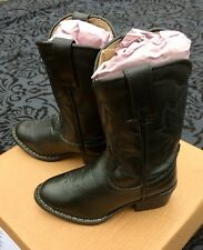 REDUCED!! Cowboy Boots Childs/Infants Size 8. Real Leather!