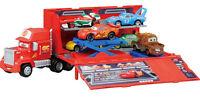 TOMICA DIECAST Disney Pixar Cars Mack Trailer Truck Hauler Transformer Pit NEW