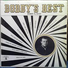 BOBBY G. RICE bobby's best LP Vinyl VG+ Private WI Country Rock Jo-Cur Records