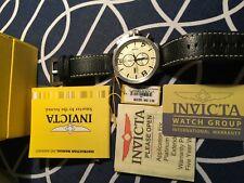 INVICTA Mans Chronograph watch XL (New Battery)
