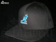 Kangol ENTOURAGE TV Show Screen Used & Worn Black Baseball Hat Sz 7 1/2 W/ COA