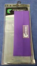 Cutters Football 317 C-Flex Arm Sleeve Purple Size X-Large/Xx-Large