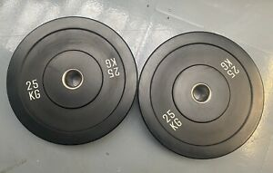 Rubber Bumper Weight Plates 5kg - 25kg