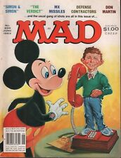 Mad Magazine June 1983 Don Martin Mickey Mouse 012819AME