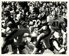 Franco Harris Pittsburgh Steelers Original Malcolm Emmons original TYPE 1 Photo