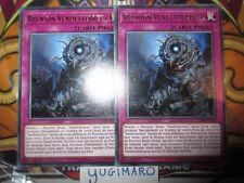 Yu-Gi-Oh! Réunion Vendetterreur (Vendread) CIBR-FR085 RARE le lots de 2