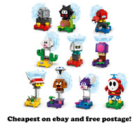 LEGO SUPER MARIO SERIES 2 MINIFIGURES PACKS 71386 PICK ANY CHARACTER OR FULL SET