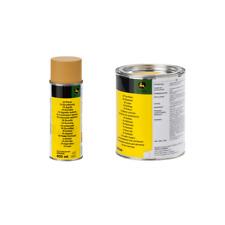 More details for john deere beige primer 1 litre tin & 400ml spray for mowers & tractors